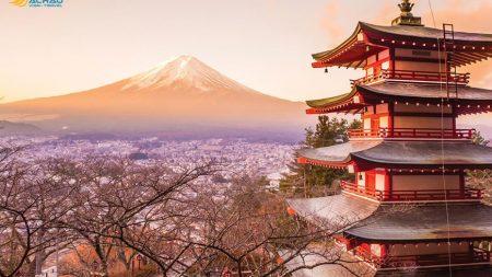Quy trình xin visa Nhật Bản