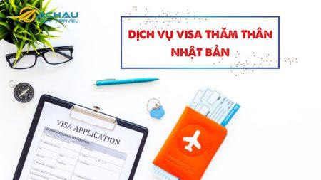 Visa thăm thân Nhật Bản